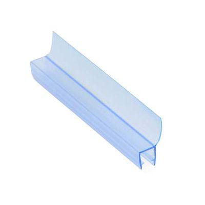Pack de 10 Burletes Juntas de estanqueidad aleta lateral flexible larga (Vidrio 8 – 10 mm)