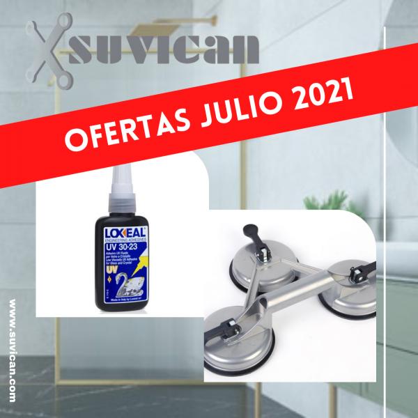 Ofertas en productos para vidrio julio 2021 suvican